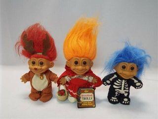 Troll Dolls  3