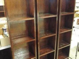 Storage Shelves  60 x 12 x 6 5  deep  3