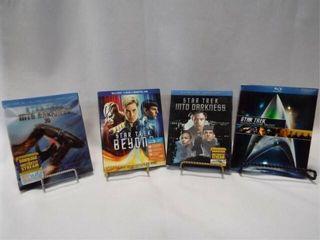 Star Trek Blue Ray DVDs  4