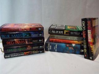 Sci Fi Books  Bantam  Tor  Ace  10