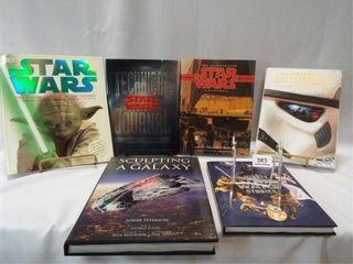 Hardback Books   Star Wars Theme  6