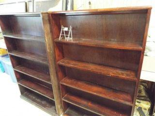 Storage Shelves  48  x 30  x 5  deep  2