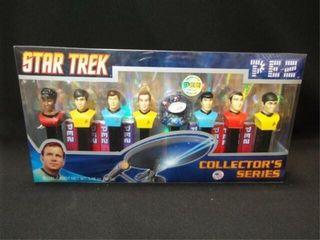 Star Trek Pez Collector s Set