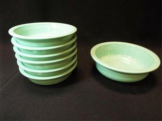 Green Fiesta Bowls  2 Sizes  7
