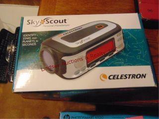 Celestron Sky Scout personal planetarium