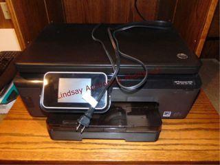 HP photosmart 6520 print scan copy web w  box