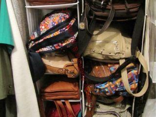 Group of handbags   purses  Tyler Rodan