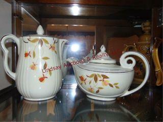 2 pcs Jewel T  coffee pot   tea pot