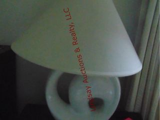 Table lamp 25  tall