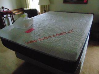 60  x 80  mattress made by Southerland  Inc