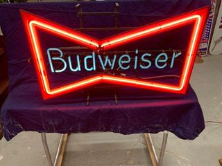 Vintage/Antique Signs, Neon Signs, Clocks, Collectibles, Thermometers & Toys at Absolute Online Auction