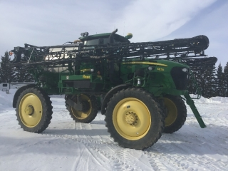 UNRESERVED FARM EQUIPMENT AUCTION FOR FRANK & TINA FRIESEN & SONS