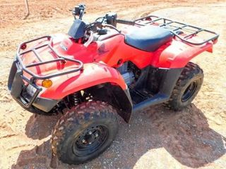 2020 Honda 250  2x4 Four wheel ATV