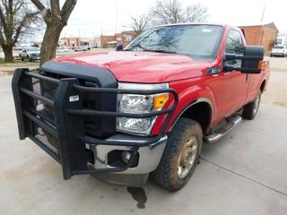 2013 Ford F250 Pick up
