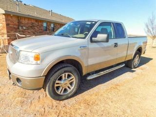 2006 Ford F150 super cab lariat pickup