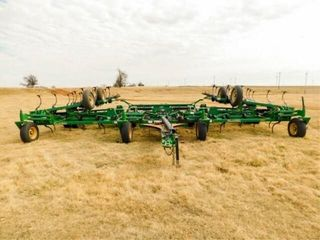 Great Plains 8551FCF 51IJ field cultivator