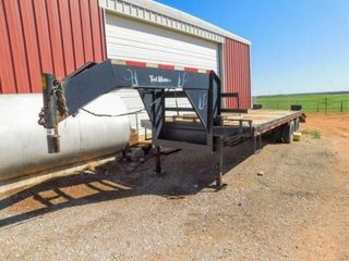 Trail Master  G N  24IJx101IJ equipment trailer