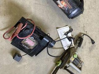 Motomaster Booster Box & Earthworx Elec