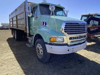 2008 Sterling Tandem Axle Silage Truck