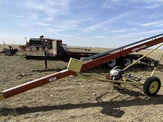 """Farm King 8""""x31' Mod 831 Grain Auger"""