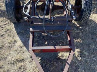 Custom Built Wire Roller