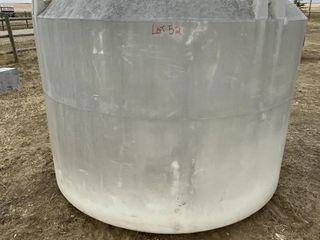 1200 Gal Water Tank