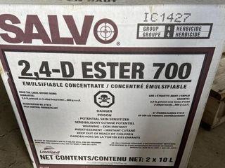 1 Case 2,4-D Ester 700 Chemical