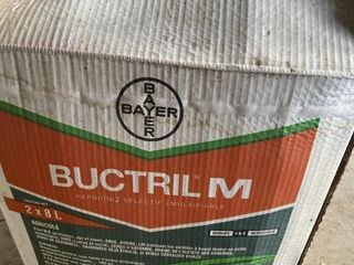 1 Case of Buctril M Chemical
