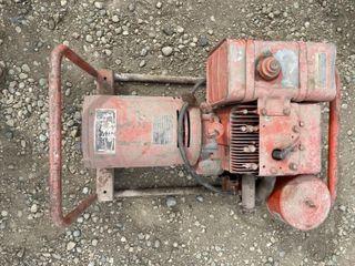 4000W B & S Generator