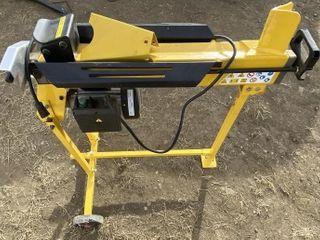4 Ton Elec Log Splitter