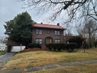 The Buckner Estate – Live Real Estate Auction, Columbus, KS
