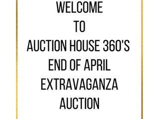 End of April Extravaganza