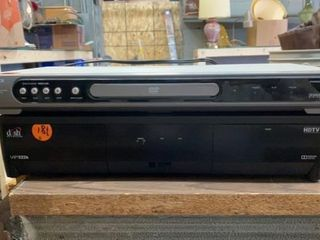 MAGNAVOX DVD PlAYER AND DISH RECEIVER