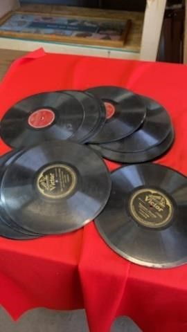 OlD VICTROlA RECORDS