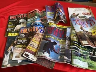 SPORTS AND OUTDOORS MAGAZINES