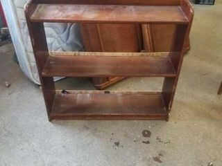 26 X7 1 2  WOOD STAND