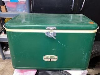 METAl COOlER BY THERMOS
