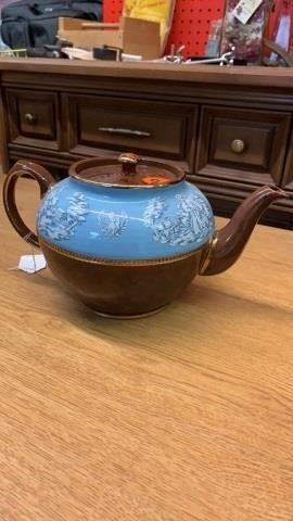 SADlER  ENGlAND TEA POT