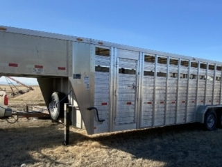 Harvey & Sandy Walker Unreserved Farm, Haying & Livestock Equipment