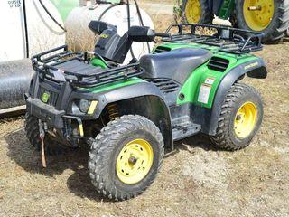 John Deere Buck 500 ATV