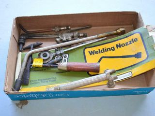Box of Torch Accessories
