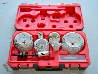 Milwaukee Hole Saw Kit in Case