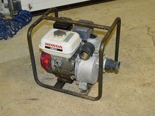 Honda WB20X Transfer Pump