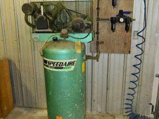 Speedaire 60gal Vertical Air Compressor