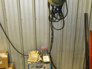 SEARS 295 AC welder with Accessories