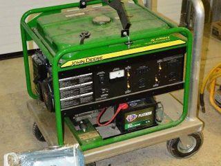 JOHN DEERE AC G7510H E Generator