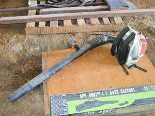 STIHl BR 200 back pack leaf blower
