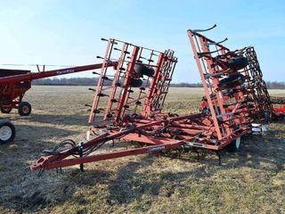 30ft Kongskilde 3500 Field Cultivator