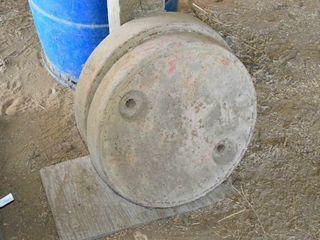 Wheel Weights  21  x 3   Bolt holes 14 5
