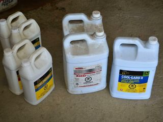 Grp  of Engine Coolant and Fuel Protect
